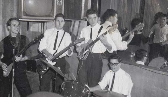 1962 Sydney band the Serpents