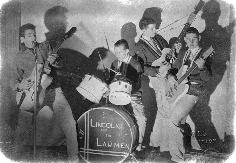 1960 band Lawmen