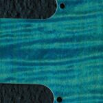 detail image aqua fig strat pickguard 101a