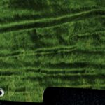detail image green curly tele scratchplate 126c