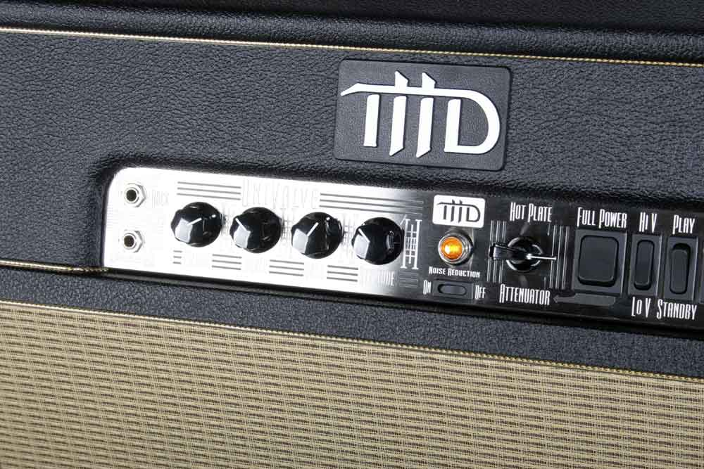 faceplate THD UniValve Combo