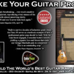 Guitar Player ad THD