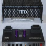 THD 15 W UniValve Head Guitar Amp and Cage