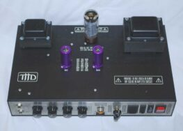 THD 15 W UniValve Amp chassis