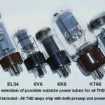 alternate tubes for THD amps